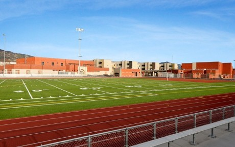 Cesar Chavez Football Field